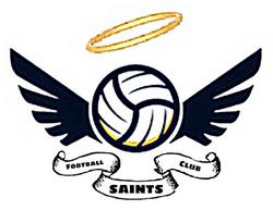 ?? Stortford Saints FC ?? team badge
