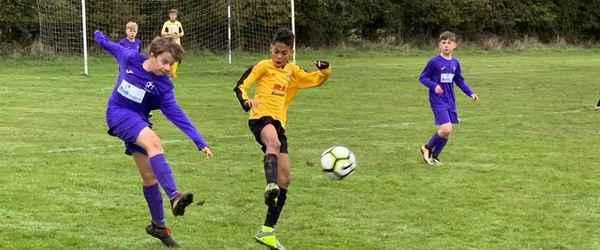 AFC Stoneham U13 Panthers v Chineham Tigers U13 Gold