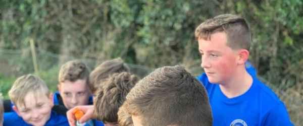 Oakley Hawks U13 v Chineham Tigers Gold U13