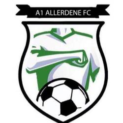 A1 Allerdene FC team badge