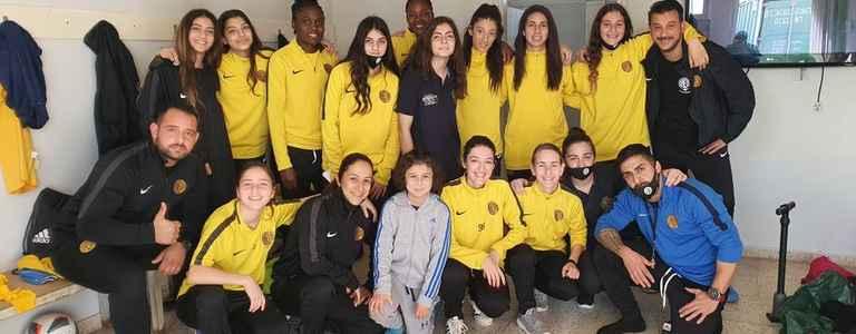 AEL CHAMPIONS team photo