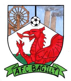 AFC BAGILLT team badge