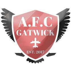 AFC Gatwick 1sts team badge
