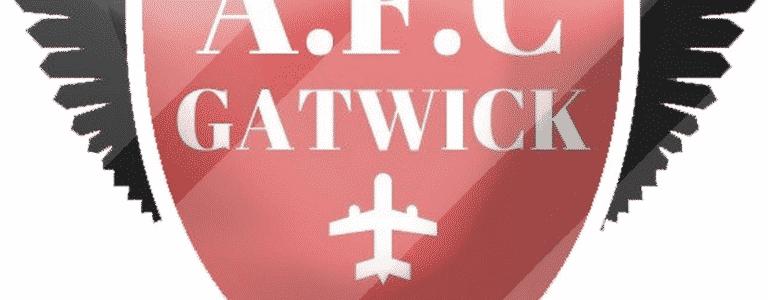 AFC Gatwick 1sts team photo