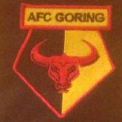 AFC GORING 1st team badge