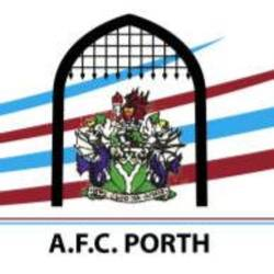A.F.C. Porth team badge