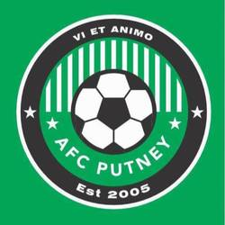 AFC Putney 1st team badge
