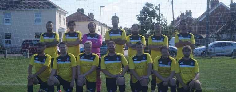 AFC Romans Thirds team photo