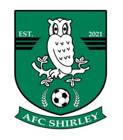 AFC Shirley team badge