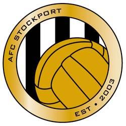 AFC Stockport - Premier Division team badge
