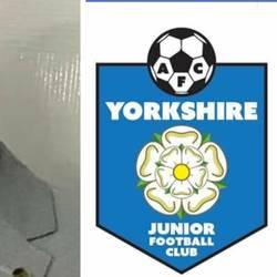 AFC Yorkshire U11 Warriors team badge