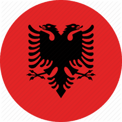 Albania team badge