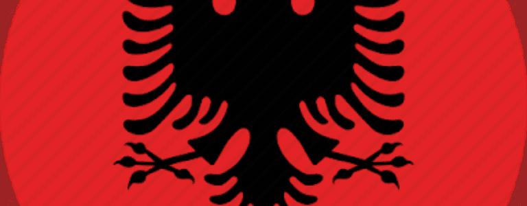 Albania team photo