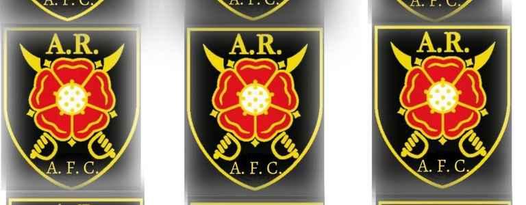 Albion Rovers Amateurs team photo