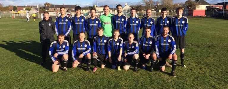 Alford AFC team photo