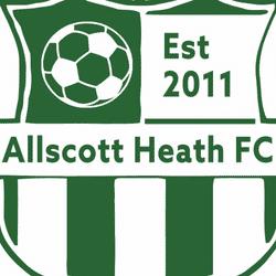 Allscott Heath FC team badge