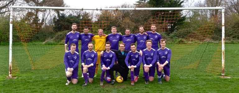 Ambassadors First - Division 3 South team photo