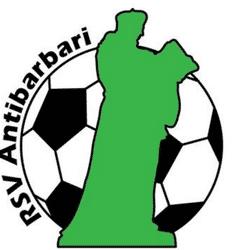 Antibarbari VR1 team badge