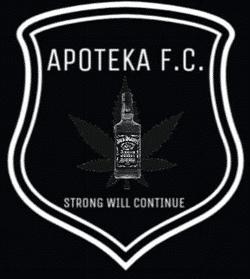Apoteka F.C team badge