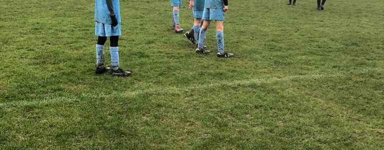 Ardley United U12 team photo