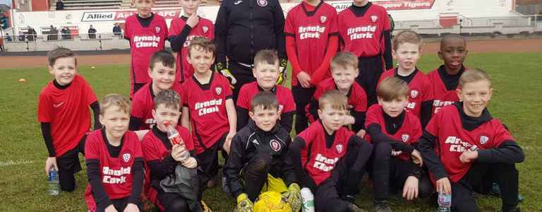 Ashfield Reds 2010s team photo