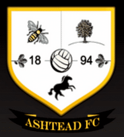Ashtead Colts U14 Athletic team badge