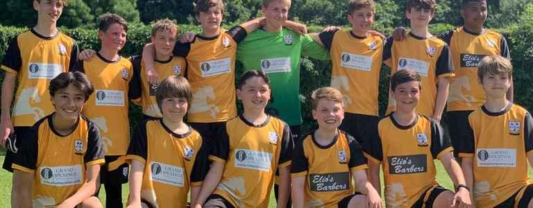 Ashtead Colts U14 Athletic team photo