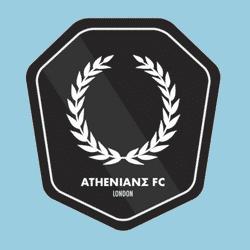 Athenians FC team badge