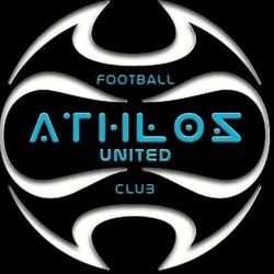 Athlos United Football Club team badge