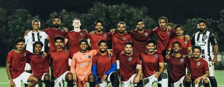 Athlos United Football Club team photo