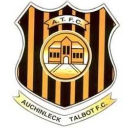 Auchinleck Talbot team badge