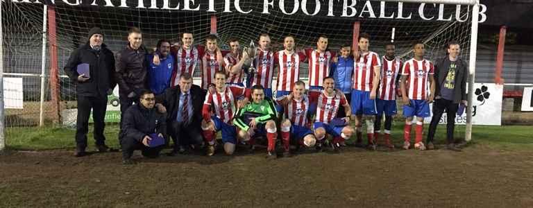 Aylesbury Dynamos Football Club team photo