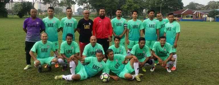 B Eighteen FC team photo