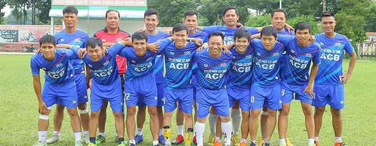 BachsonFC team photo