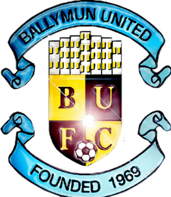 Ballymun United FC - Premier Sunday 2019/2020 team badge