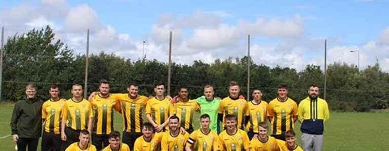 Ballymun United FC - Premier Sunday 2019/2020 team photo