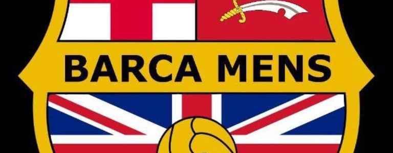 Barca FC team photo
