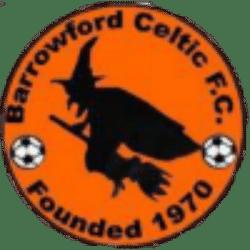 Barrowford Celtic Orange U12 team badge