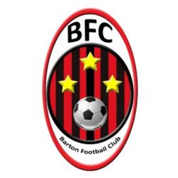 Barton FC U8 team badge