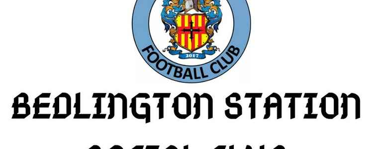 Bedlington FC - First Division team photo