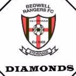 Bedwell Rangers Diamonds team badge