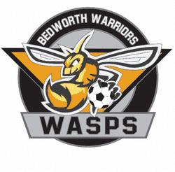 Bedworth Warriors U12 Wasps team badge