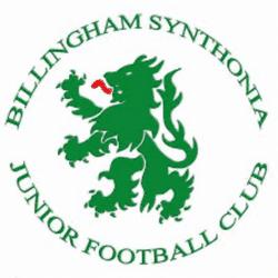 Billingham Synthonia Junior FC U14s 20/21 team badge