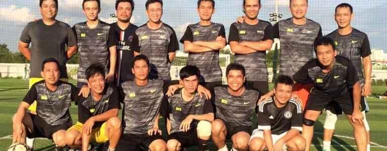 BKS team photo