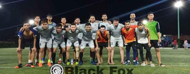 Black Fox team photo