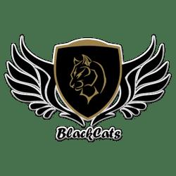 Blackcats SC team badge