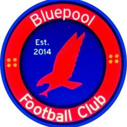 Bluepool F.C team badge