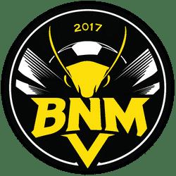 BNMV Football Club team badge