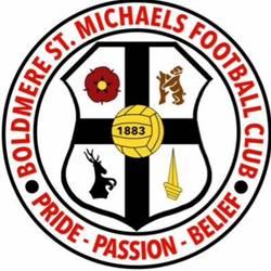BOLDMERE St. MICHAELS F.C. (SUNDAY) team badge