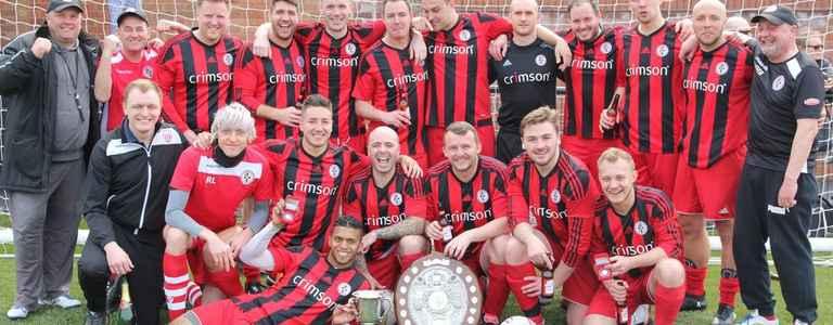 BOLDMERE St. MICHAELS F.C. (SUNDAY) team photo